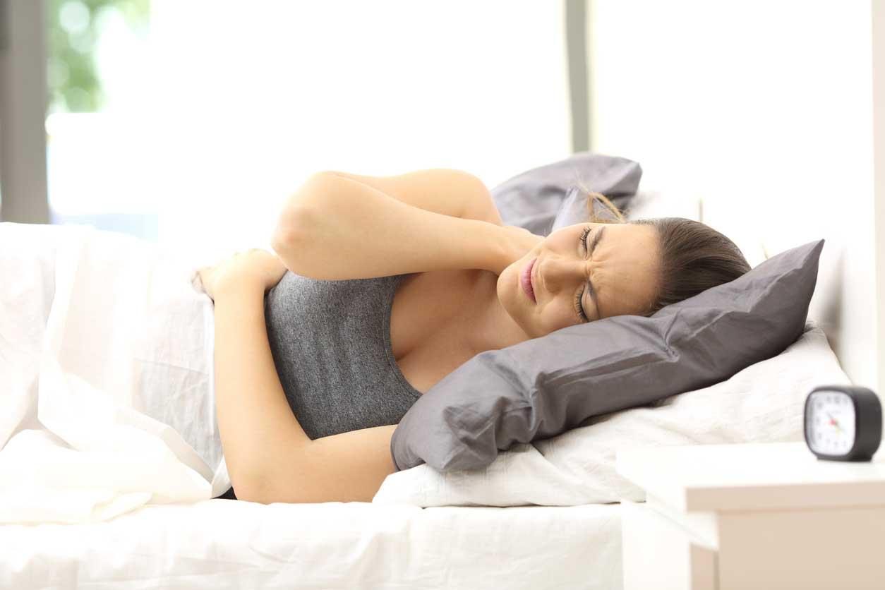 You are currently viewing 9 motivi per cui non dormi bene la notte