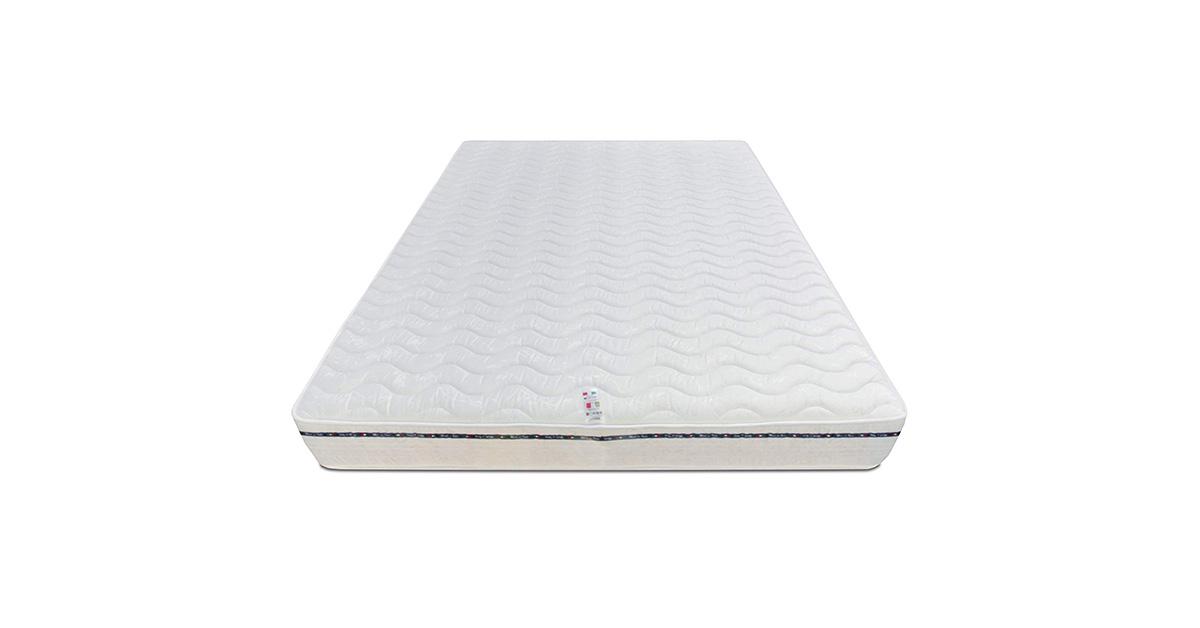 Baldiflex Materasso in memory foam alto 23cm, Memory foam da 4 cm + Trapuntato e waterfoam da 17 cm – Memory Foam Amazonia