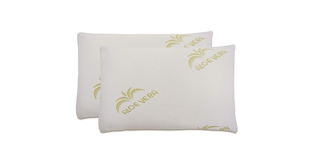 I migliori cuscini in Aloe Vera