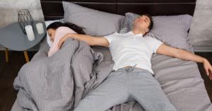 Le migliori posizioni di sonno per evitare il dolore lombare