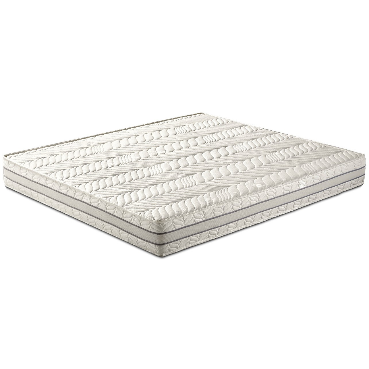 Materasso Como in memory foam MyMemory termico 3 strati e 7 zone differenziate